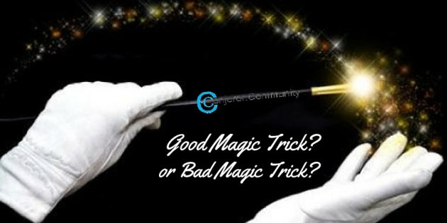 Good Magic Trick