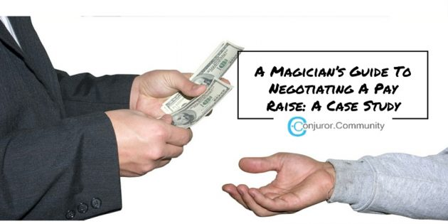 Magicians Negotiating Pay Raise (1)