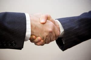 negotiating handshake