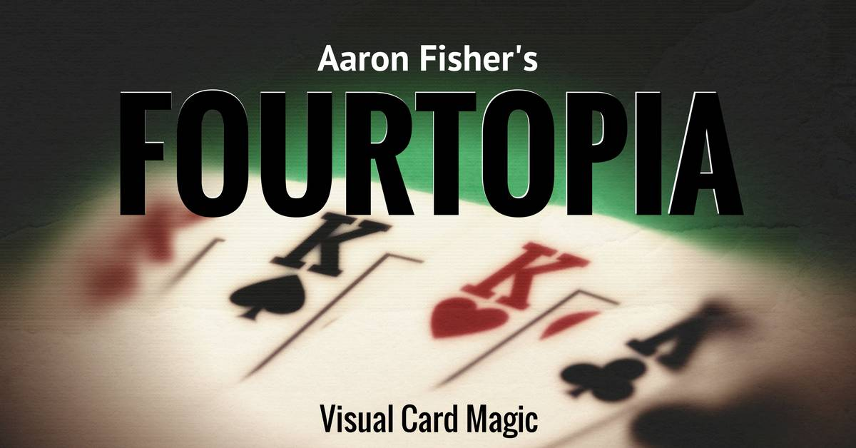 Fourtopia by Aaron Fisher - Download Free from Conjuror Community!