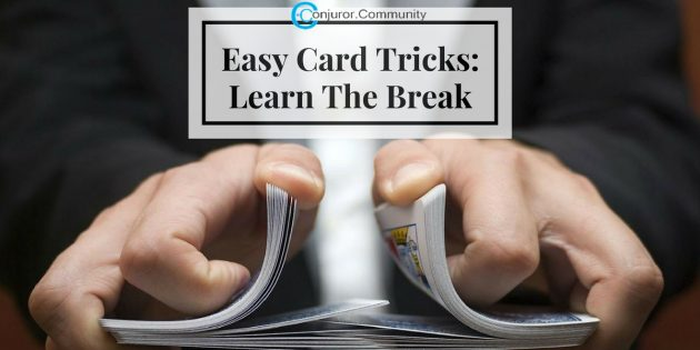 How to card tricks easy