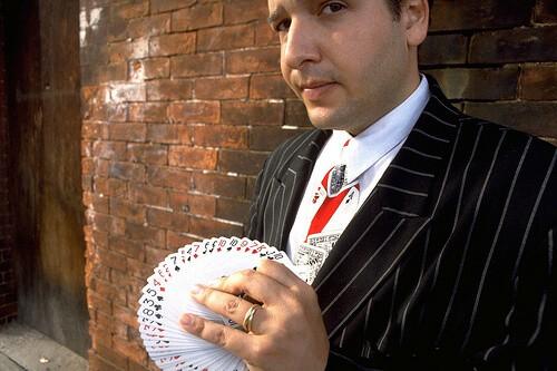 magician tom frank