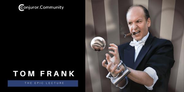 tom frank magician
