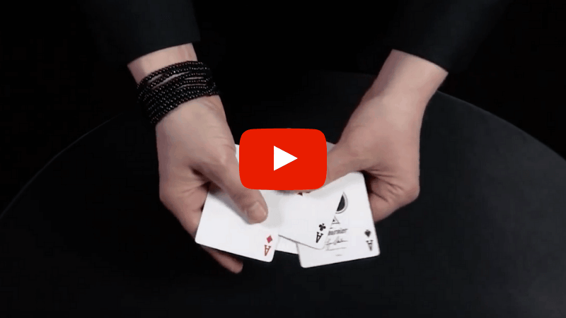 asher twist card packet trick