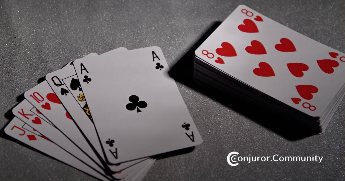 collecting playing cards 4 simple tips that save hours